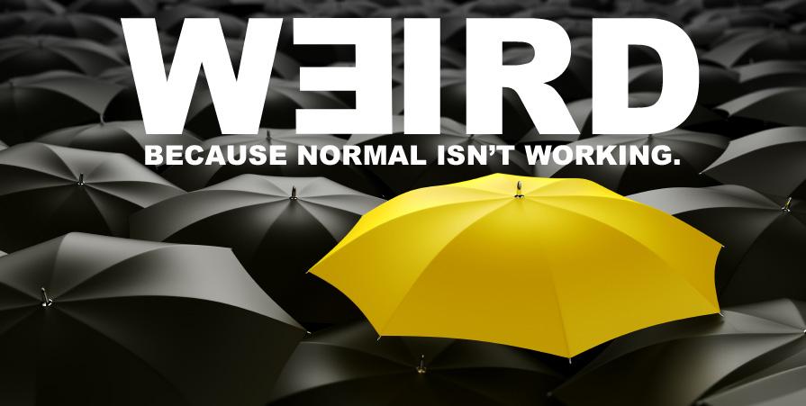 Weil Normal ist das ni...